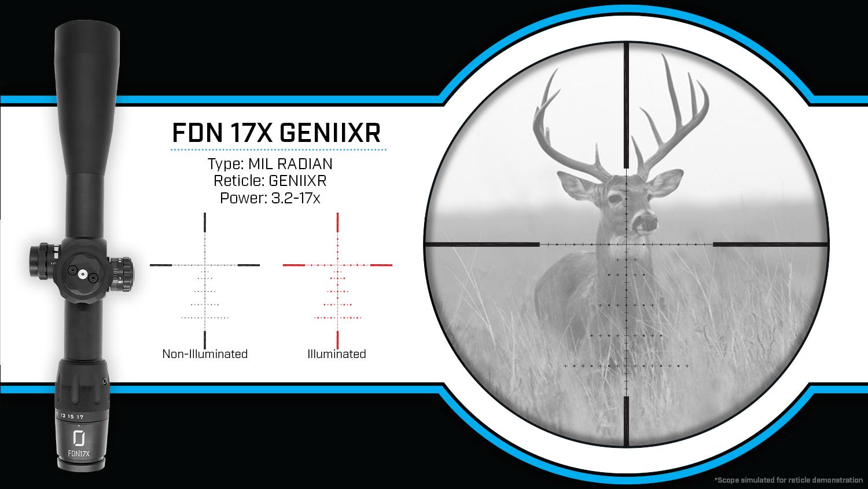 FDN 17X - GENIIXR