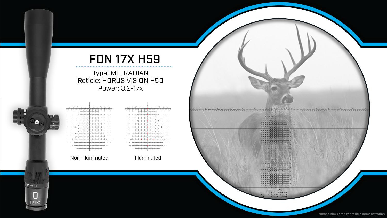 FDN 17X - H59