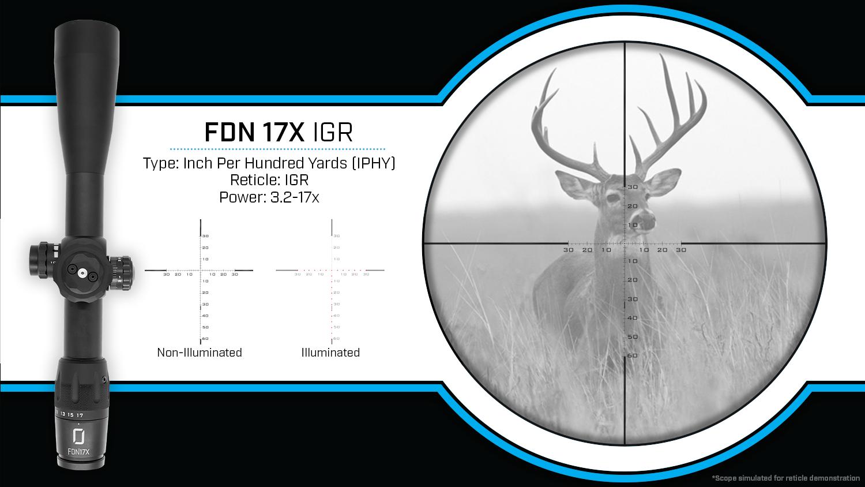 FDN 17X - IGR