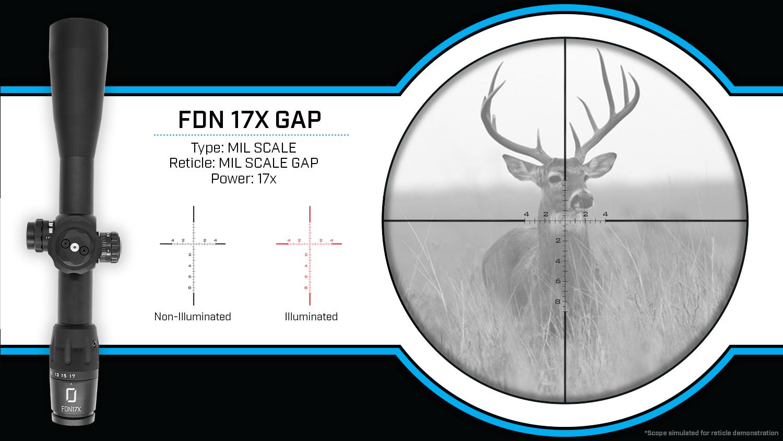 FDN17X-GAP