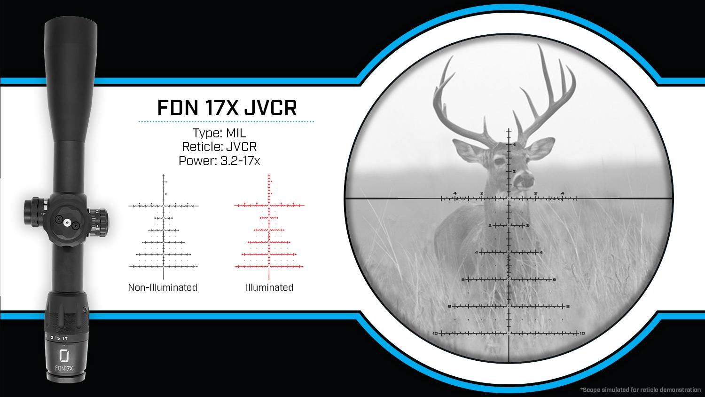 FDN17X-JVCR