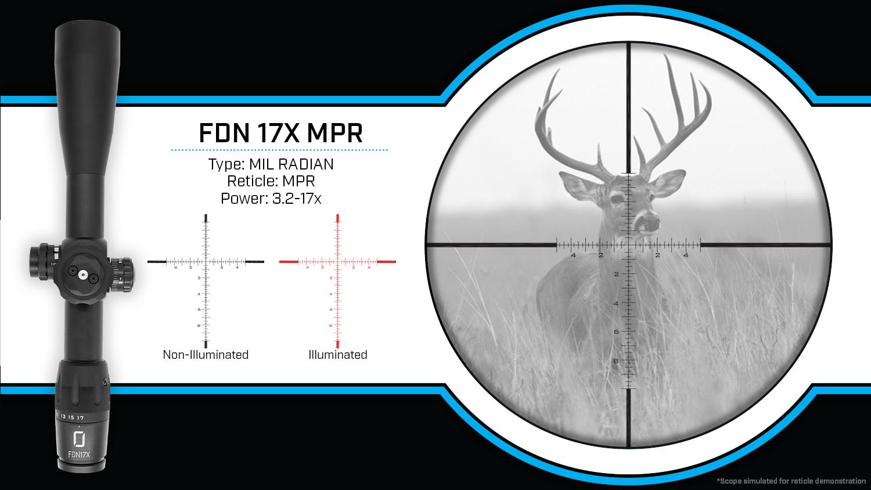 FDN17X-MPR