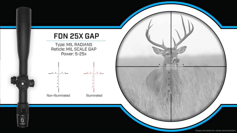 FDN25X-GAP