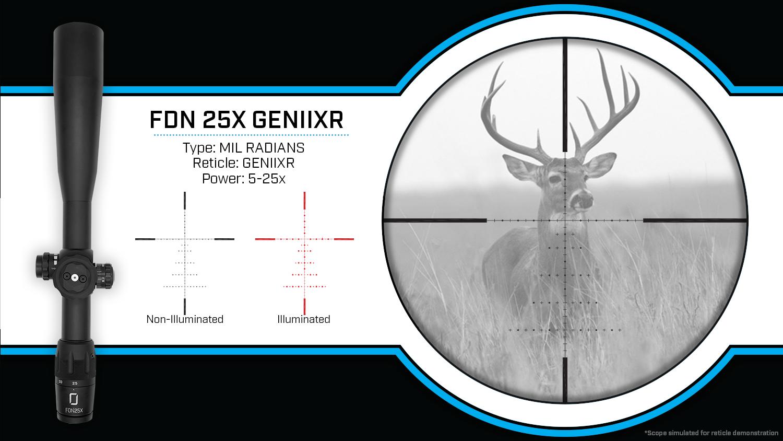 FDN25X-GENIIXR