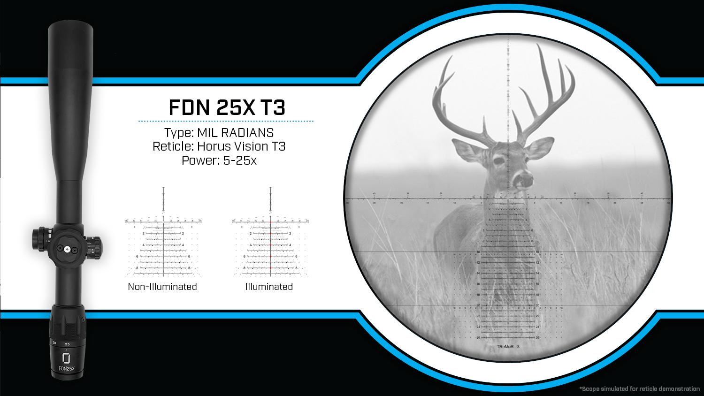 FDN25X-TREMOR3